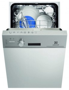 Photo Dishwasher Electrolux ESI 94200 LOX