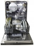 Asko D 5893 XL Ti Fi Dishwasher