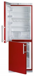 Photo Fridge Bomann KG211 red