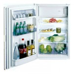 Bauknecht KVE 1332/A Fridge