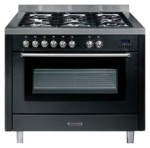 Fratelli Onofri YP 106.50 FEMW PE TC Bk Kitchen Stove
