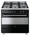 Smeg C9GMN Kitchen Stove