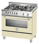 BERTAZZONI X90 5 GEV CR Kitchen Stove