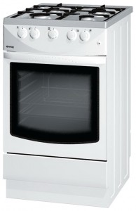Photo Kitchen Stove Gorenje G 470 W-E