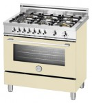 BERTAZZONI X90 6 GEV CR Kitchen Stove