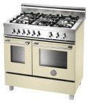 BERTAZZONI W90 5 GEV CR Kitchen Stove