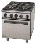 Fagor CG 741 LPG Kitchen Stove