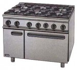 Fagor CG 761 NG Kitchen Stove