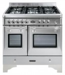 Fratelli Onofri RC 192.50 FEMW PE TC BK Kitchen Stove