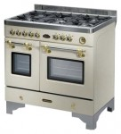 Fratelli Onofri RC 192.50 FEMW TC Bk Kitchen Stove