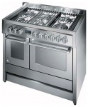 Steel Genesi G10FF Kitchen Stove