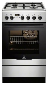 Photo Kitchen Stove Electrolux EKK 54502 OХ