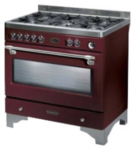 Photo Kitchen Stove Fratelli Onofri RC 190.50 FEMW PE TC Bg