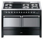 Smeg A4BL-8 Kitchen Stove