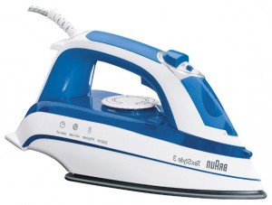 Photo Smoothing Iron Braun TexStyle TS355A