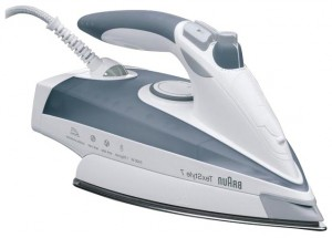 Photo Smoothing Iron Braun TexStyle TS775TP