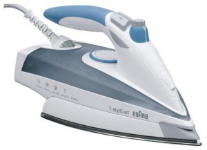 Photo Smoothing Iron Braun TexStyle TS765A